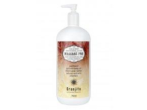 masazni mleko oranjito massage pro mleko s medem 750