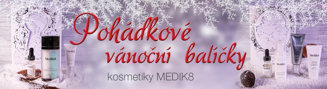 Vánoční akce Medik8