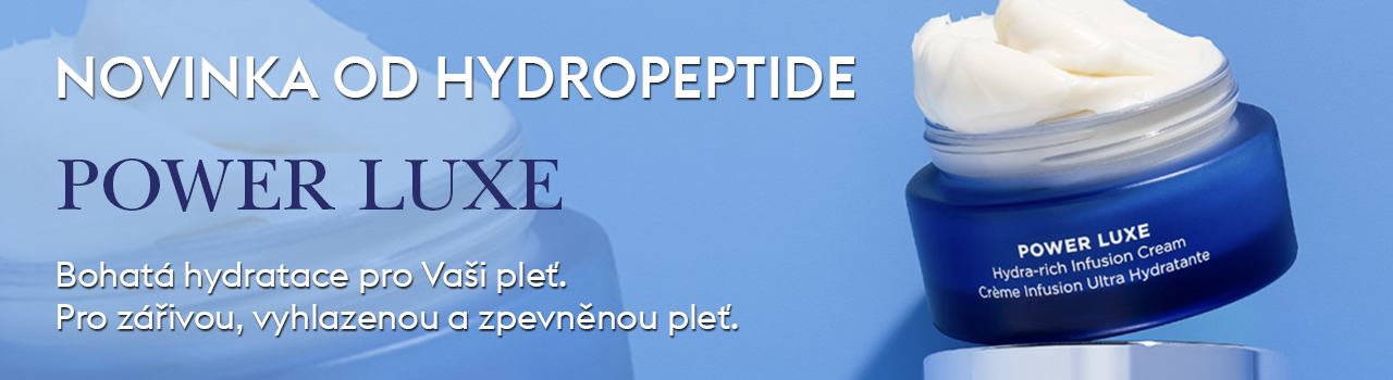 Novinka Hydropeptide Power Luxe