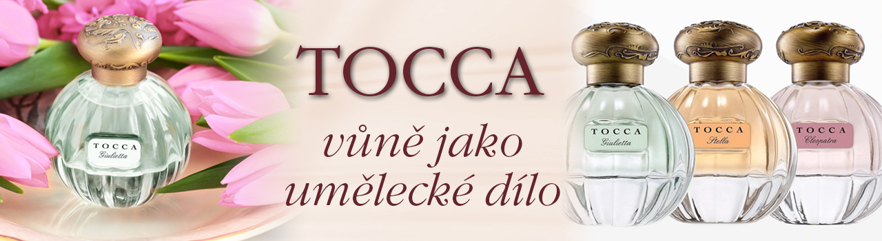 Parfémy TOCCA