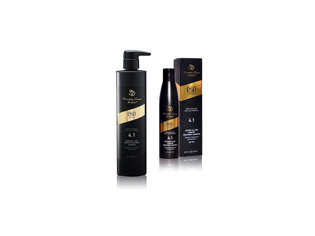 dsd šampon keratin