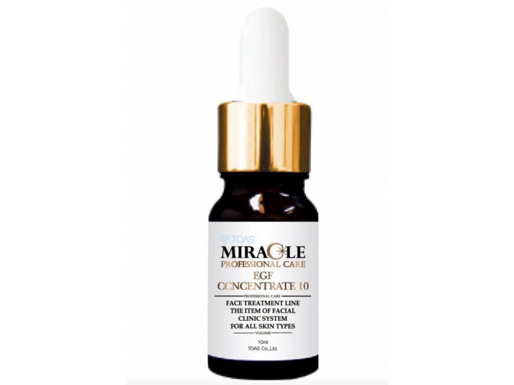 TOAS MIRACLE EGF CONCENTRATE 10 ml