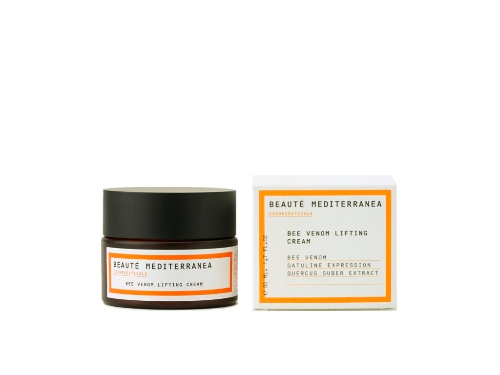 beaute mediterranea bee venom lifting cream