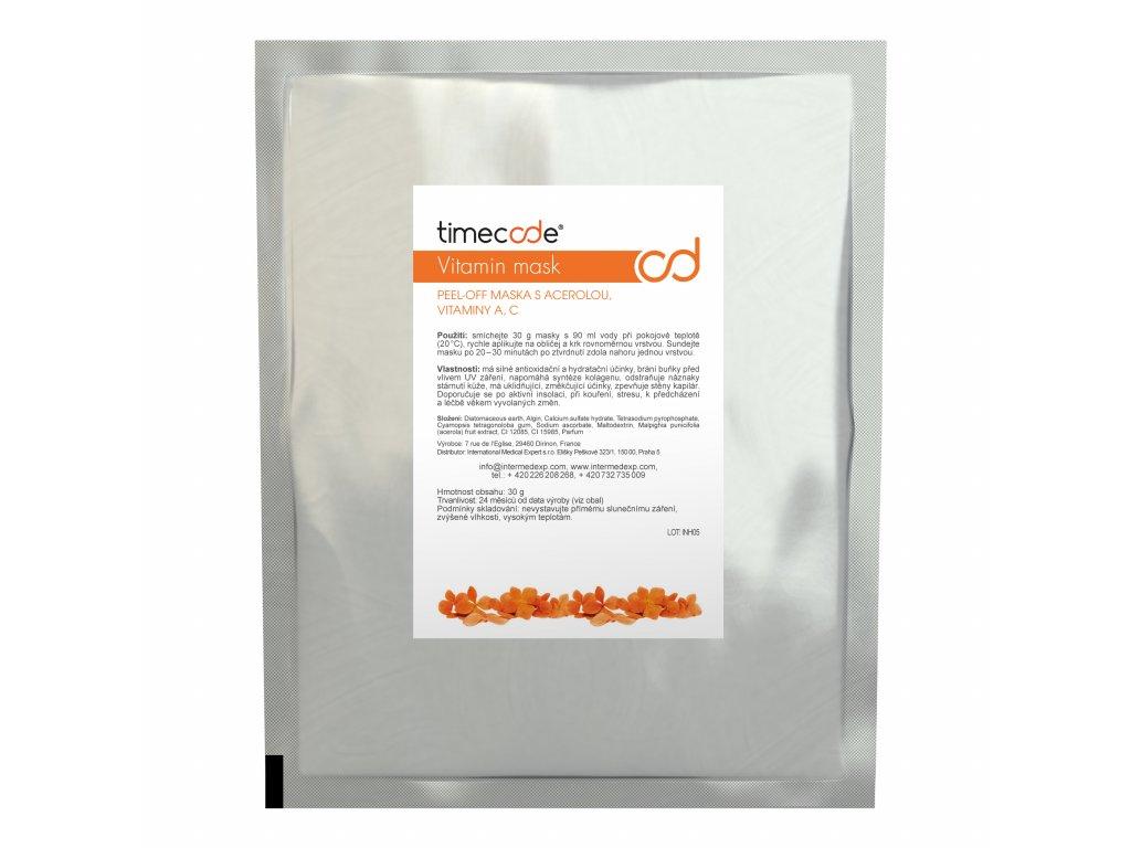 sachet timecode new vitamin