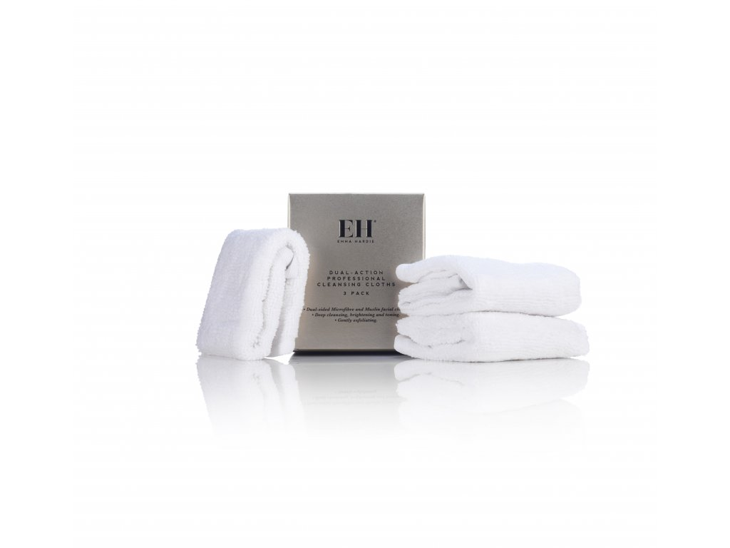 Emma Hardie Dual Action Professional Cleansing Cloths 1