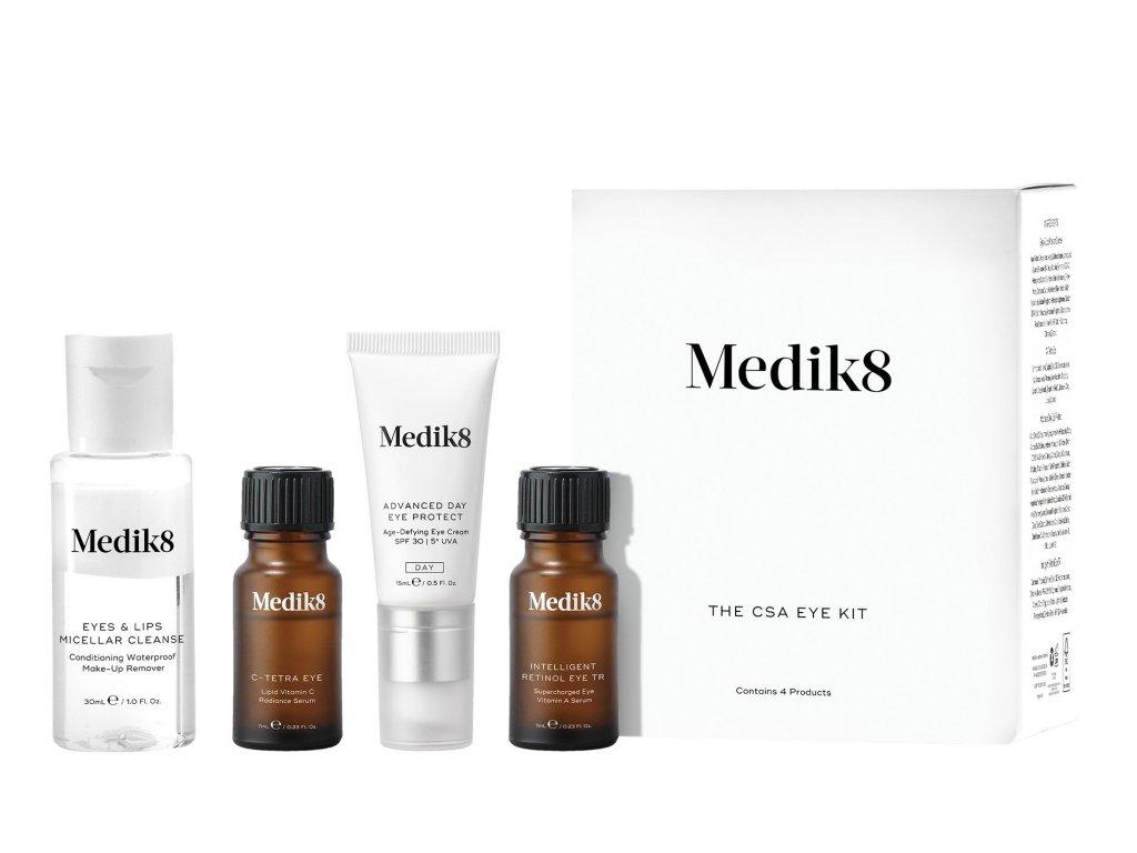 Medik8 csa eye kit
