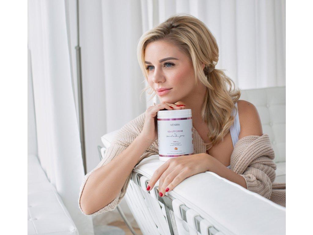 Venira beauty drink by @michaela jonas