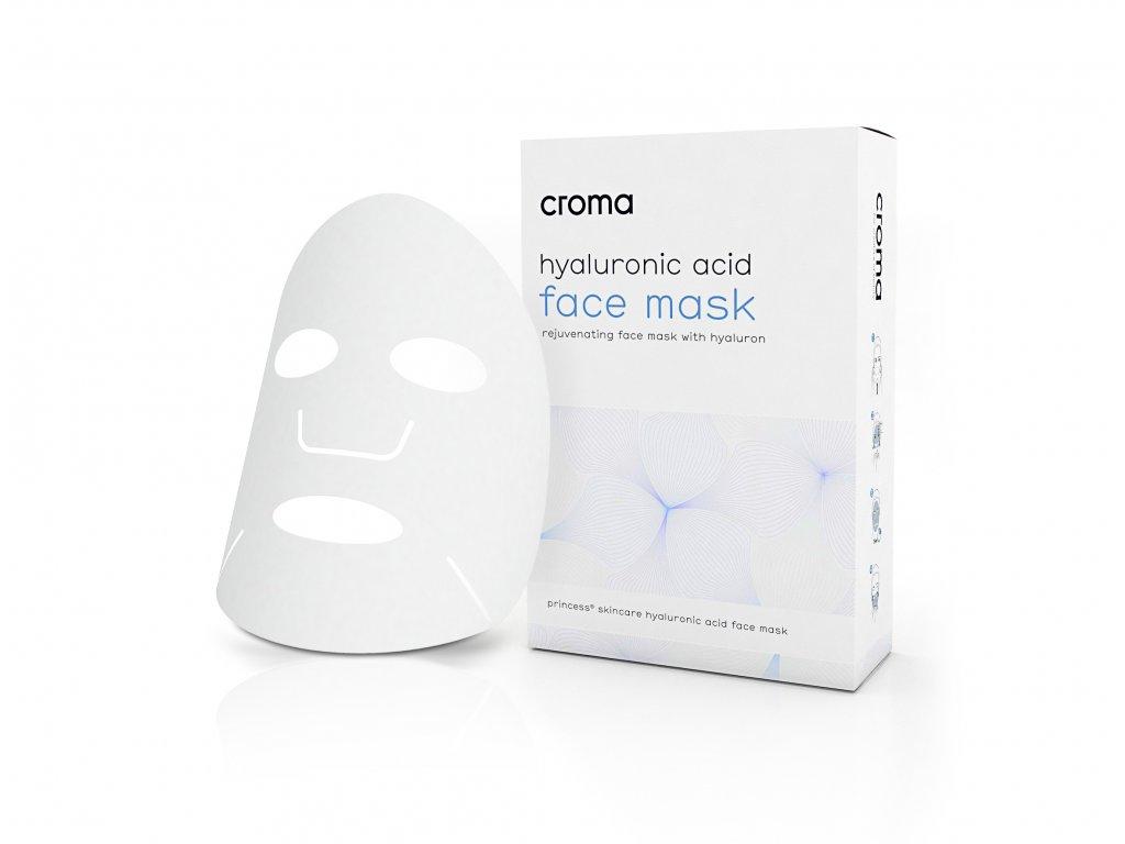 CROMA maska s kys. hyaluronovou