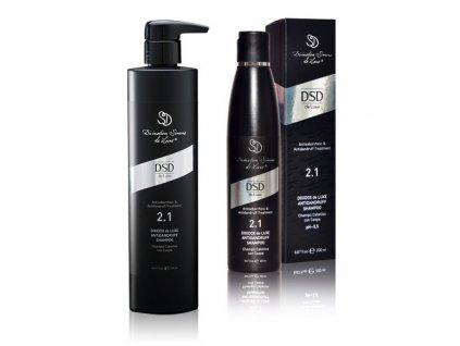 1347 dsd dixidox deluxe antidandruff shampoo c 2 1l 500 ml