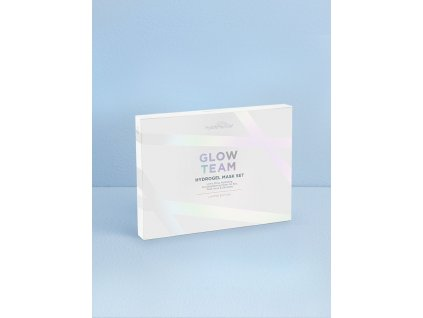 sets glow team hydrogel mask face neck decollete eyes 1 2048x2048