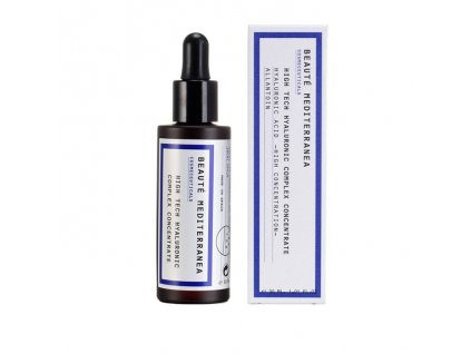 beaute mediterranea high tech hyaluronic complex concentrate serum