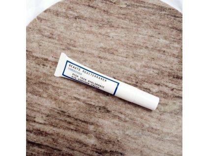 beaute mediterranea high tech hyaluronic eye contour cream