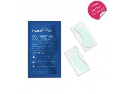 Hydropeptide ocni masky