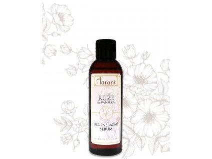 Tarani sérum vanilka růže