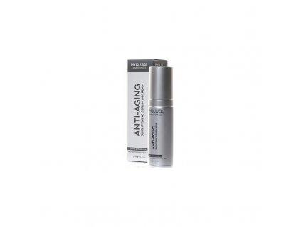 Institute hyalual anti aging brightening serum in cream