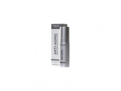Institute hyalual anti aging brightening serum in cream