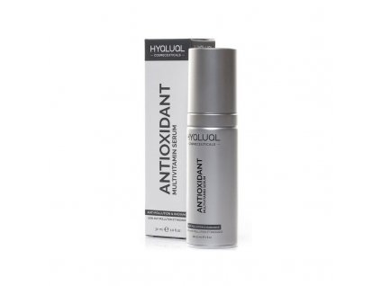 Institute hyalual antioxidant multivitamin serum