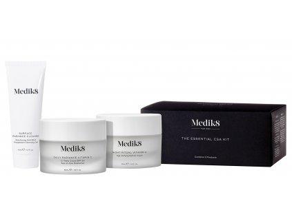 Medik8 csa essential kit for men
