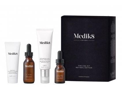Medik8 csa kit retinol edition for men