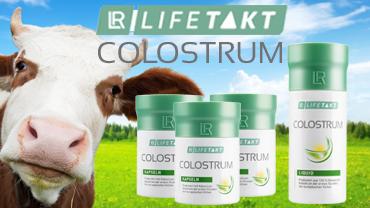 Colostrum - nejlepší posílení imunity