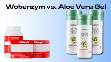 Porovnání léku Wobenzym a doplňku stravy Aloe Vera Gelu