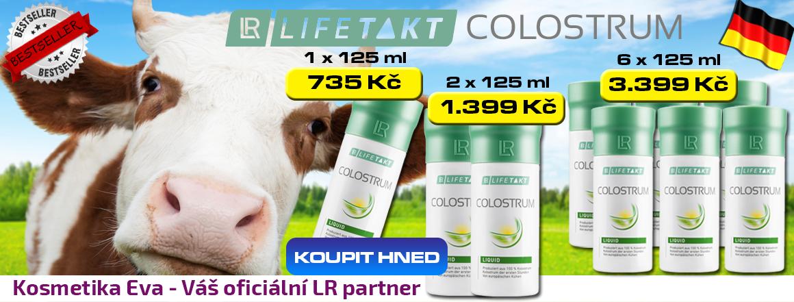 LR Colostrum liquid akční nabádka Kosmetikaeva.eu