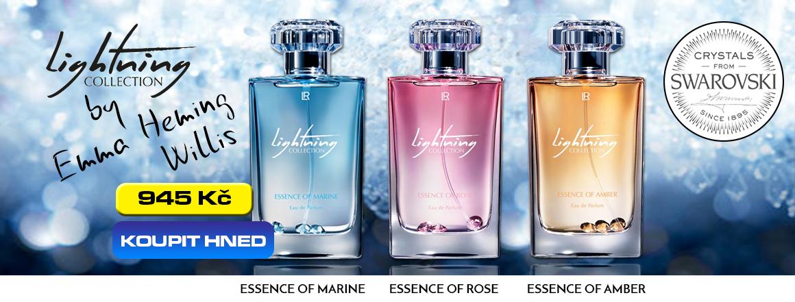 LR parfém Emma Hemming Lightning akce KosmetikaEva.eu