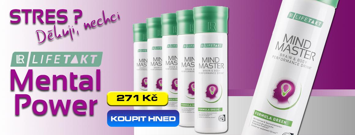 LR Mind Master Green akční nabídka KosmetikaEva.eu