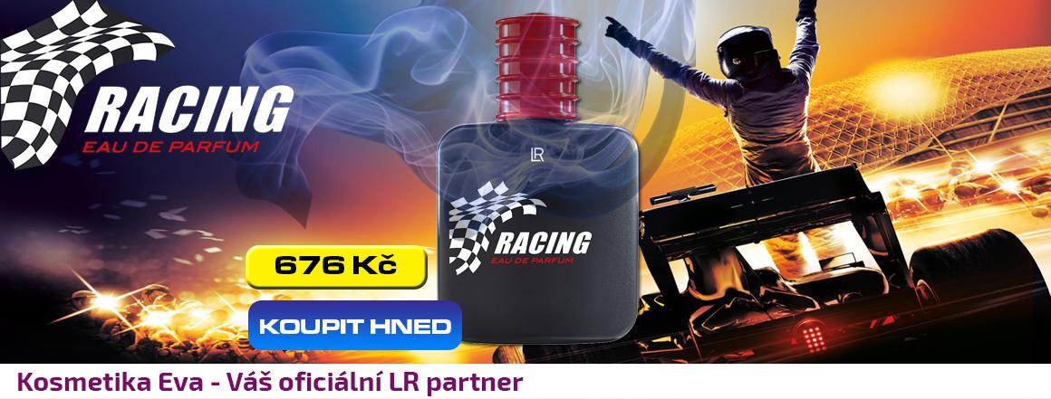 LR Racing akční nabídla KosmetikaEva.eu