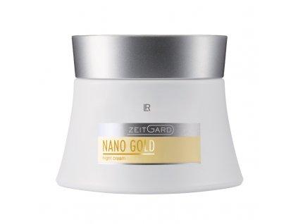 LR ZEITGARD Nanogold Noční krém 50 ml