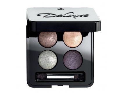 LR Umělecké oční stíny Quattro (odstín Secret Dawn) 4 x 0,5 g
