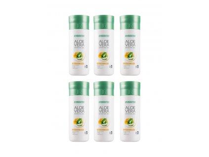 aloe vera drinking gel traditionell mit honig 6er set[1]