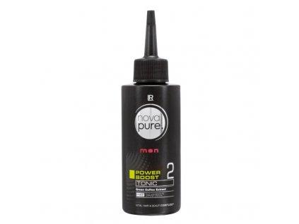 LR Nova pure Posilující tonikum na vlasy pro muže 150 ml