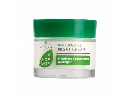 LR Aloe Vera Regenerační Noční Krém 50 ml