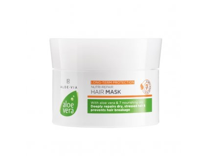LR Aloe Vera Nutri-Repair Vlasová Maska 200 ml