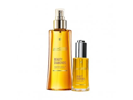 LR ZEITGARD Beauty Diamonds Body Oil Série