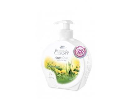 Eurona Tekuté mýdlo s Aloe vera - Citronová tráva, 400 ml