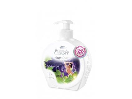 Eurona Tekuté mýdlo s Aloe vera - Černý hrozen, 400 ml