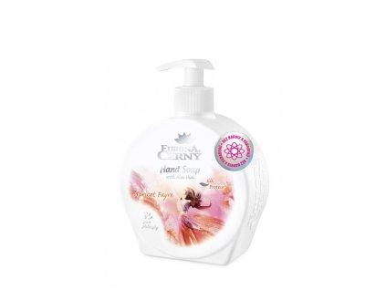 Eurona Tekuté mýdlo s Aloe vera - Meruňková kráska, 400 ml