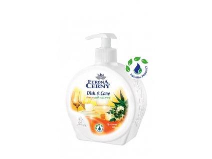 Eurona Gel na ruční mytí nádobí s Aloe vera - Pomeranč, 400 ml