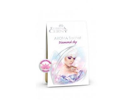 Eurona Parfémová sašetka - Diamantové nebe, 125 ml