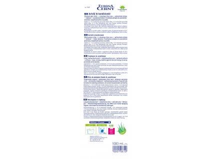 Eurona Aviváž a kondicionér - Černý hrozen, 1000 ml