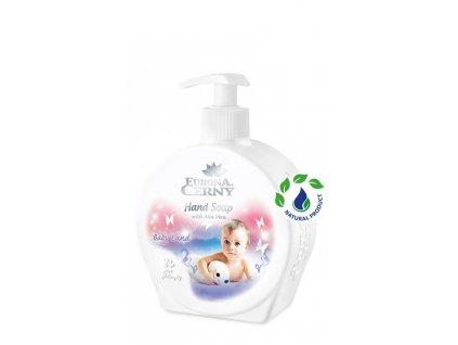 Eurona Tekuté mýdlo s Aloe vera - Dětský svět, 400 ml