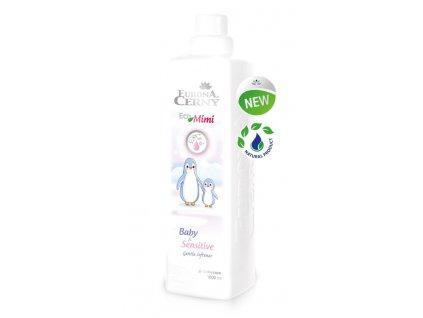 Eurona Eco Mimi 0+ Jemný avivážní kondicionér pro miminka, 1000 ml