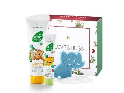 LR Aloe Vera Kids Care Série + dárkový box