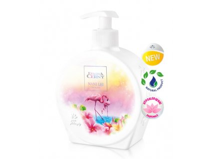 Eurona Gel na ruční mytí nádobí s Aloe vera – NANI LEI, 400 ml