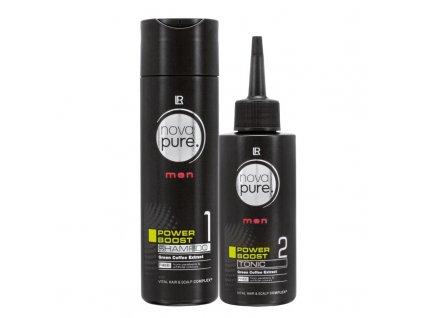 LR Nova pure Posilující pánská vlasová série