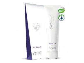 Eurona Brilliant Condition - Přírodní ochranná zubní pasta, 75 ml