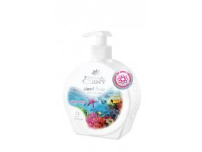 Eurona Tekuté mýdlo s Aloe vera - Růžový korál, 400 ml
