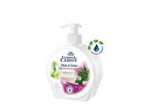 Eurona Gel na ruční mytí nádobí s Aloe vera - Lesní plody, 400 ml